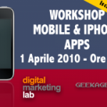 Mobile Strategy & iPhone apps a Roma