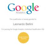 Google Analytics IQ – I got it!