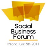Il mio Social Business Forum – I parte