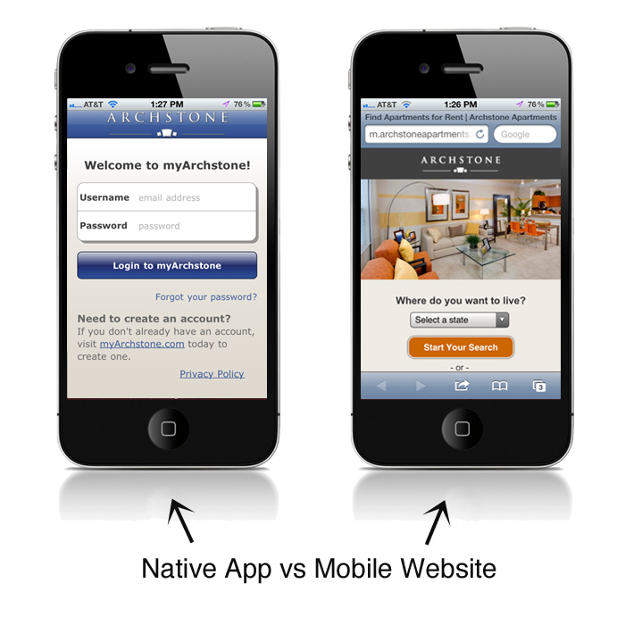 Native-mobile-apps