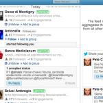 Commun.it, twitter social management