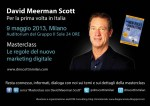 David Meerman Scott a Milano..
