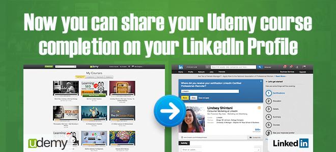 Udemy-LinkedIn