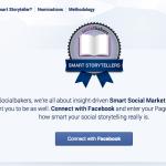 Gli Smart Storytellers secondo Socialbakers