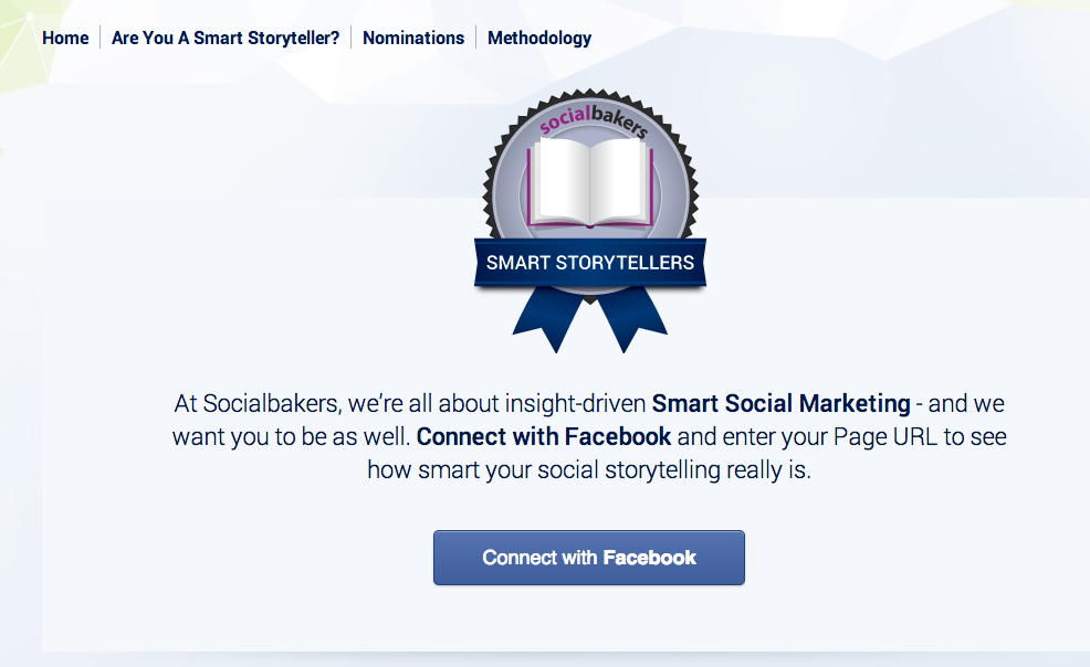 Smart Storytellers