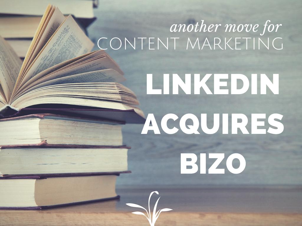Content marketing, LinkedIn