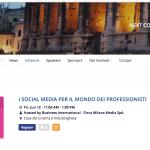 Social media e Professionisti