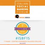 L'infografica del Social banking Forum
