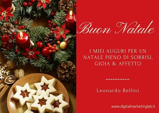 Auguri Di Buon Natale E Buon Anno.Auguri Di Buon Natale E Felice Anno Nuovo Digitalmarketinglab