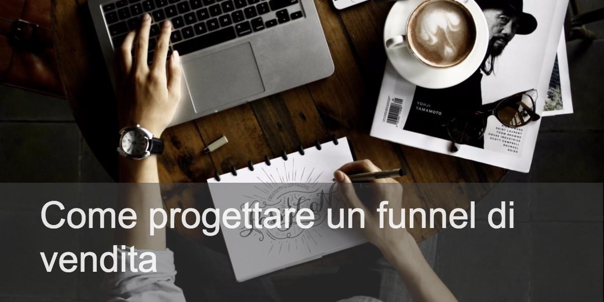 Come progettare un funnel per un info-prodotto digitale